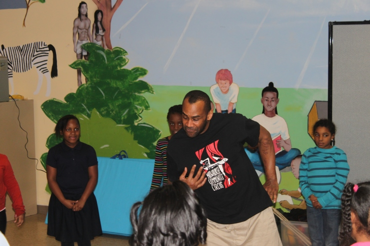 Milwaukee Community Circus