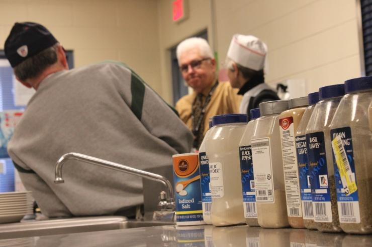 Agape Community Meal Program